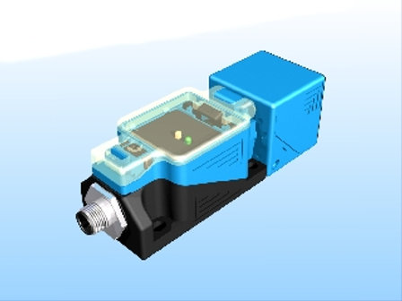 Induktīvais devējs Pulsotronic KJ40-Q40KN-DPU-V2