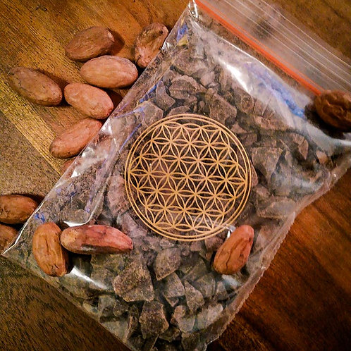 Zeremonieller Kakao - Zeremonielle Dosis