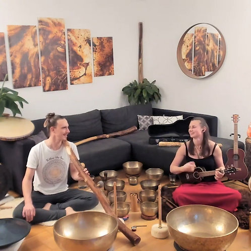 Soundhealing - Göttliches Bewusstsein