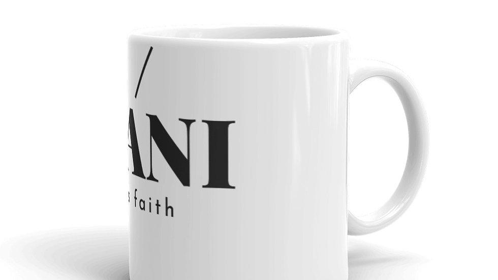 IMANI means FAITH Mug