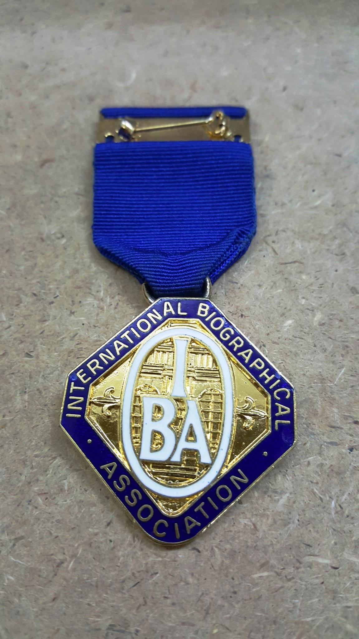 IBA Medal