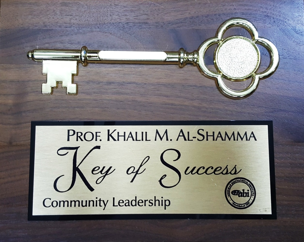 Keys of Success - Community Leadership