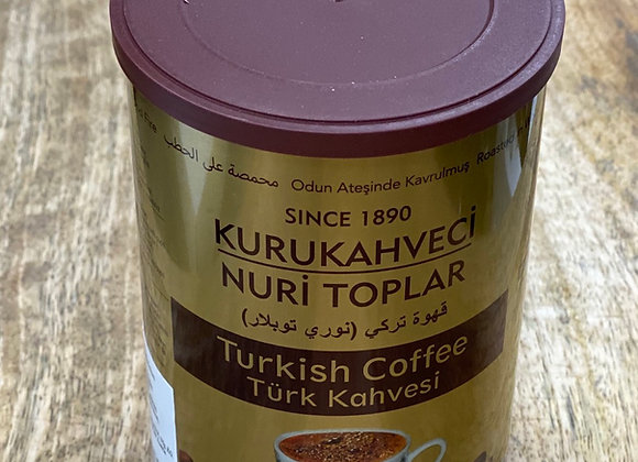 Türk kahvesi / Turkse koffie
