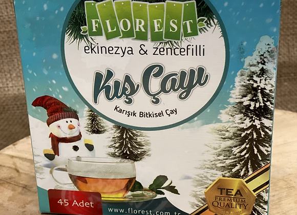Kış çayı, karışık bitkisel çay