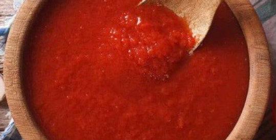 Aydın domates salçası
