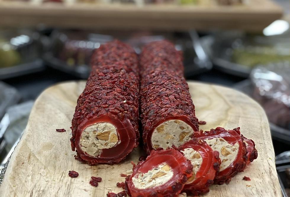 Mega zeliş narlı bademli fındık ezmelı lokum / Turkse Fruit