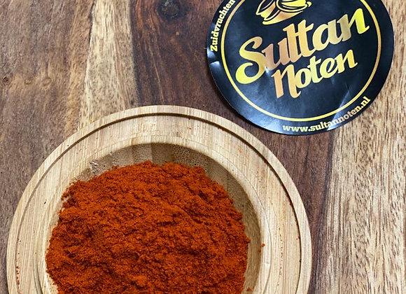 Tatlı toz biber / Zoete paprika poeder 250 gr