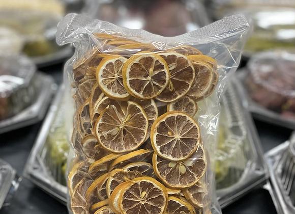 Doğal Limon kurusu / Gedroogde Citroen Naturel