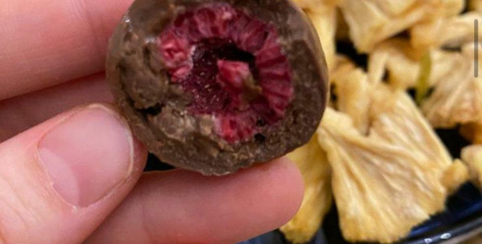 Frambuazlı çikolata 500 gr