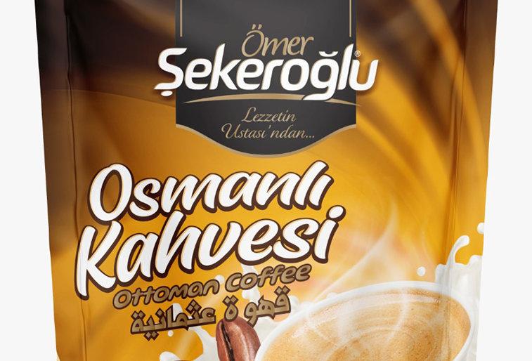 Ömer Şekeroğlu Osmanlı Kahvesi 200 gr