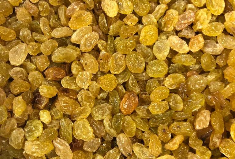 Sarı üzüm