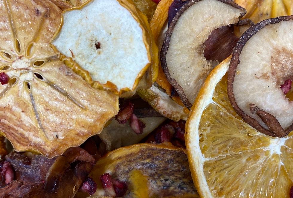 Karışık doğal kuru meyve mix lüx