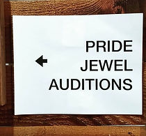 Pride Jewel Auditions