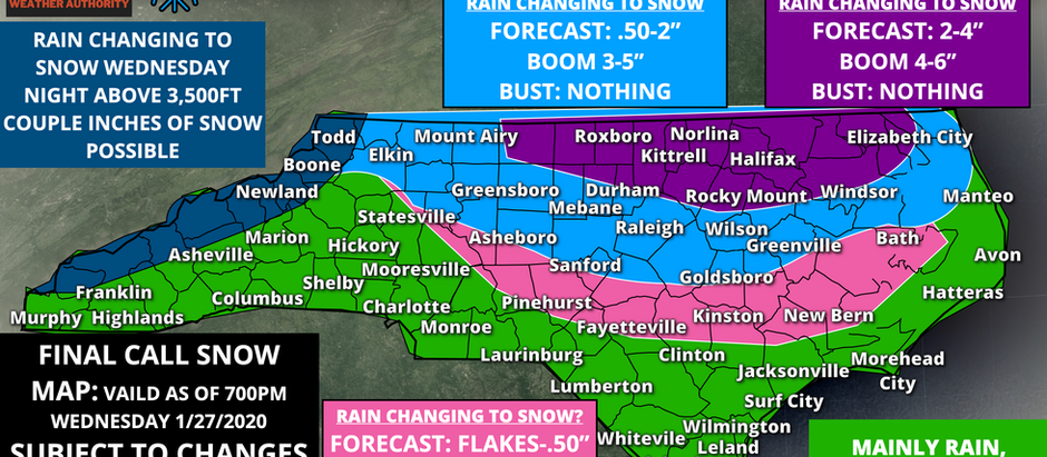 Snow chances return to a part of the state tonight