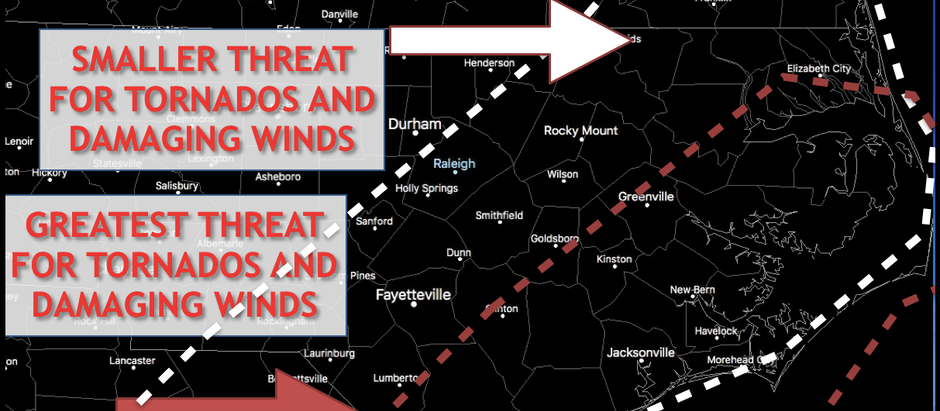 SEVERE WEATHER AND FLASH FLOODING THURSDAY