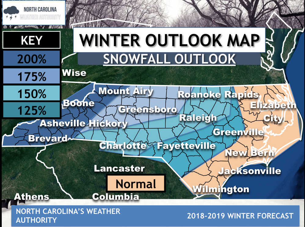 WINTER OUTLOOK, COLD AND SNOWY?