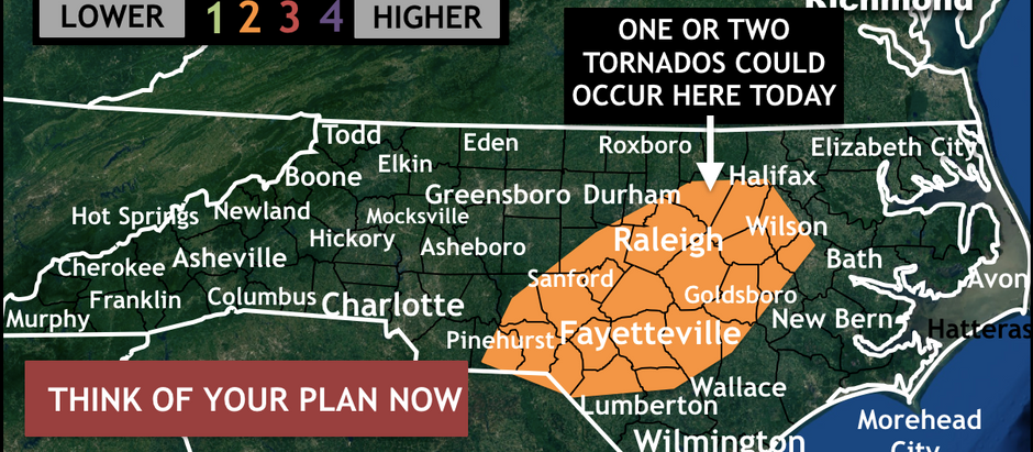 SEVERE WEATHER AND FLASH FLOODING TODAY