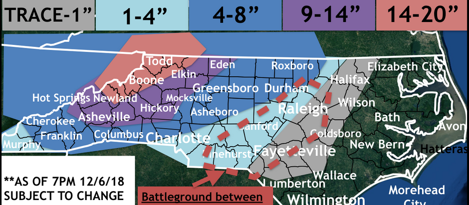 MAJOR WINTER STORM: ICE AND SNOW
