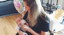 Kleine Babypause mit Medela