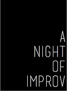Improv Night poster