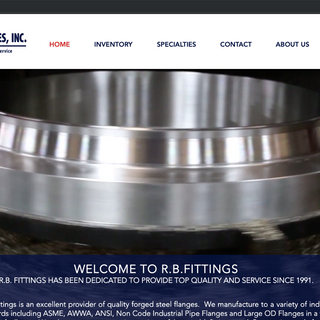 RB Fittings and Flanges