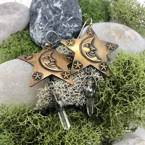 Starry Eyed Earrings