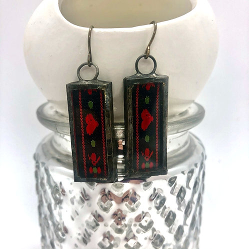 Vintage Trim Earrings