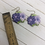Thumbnail: Purple Daisy Earrings