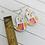 Thumbnail: Pink Birdie Earrings