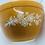 Thumbnail: Butterfly Gold Pyrex Bowl
