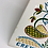 Thumbnail: Robert Darr Wert folk art tile/trivet