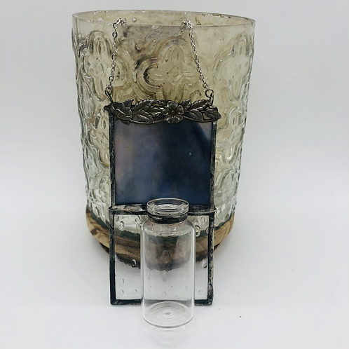 copy of Vintage Inspired Glass Vase