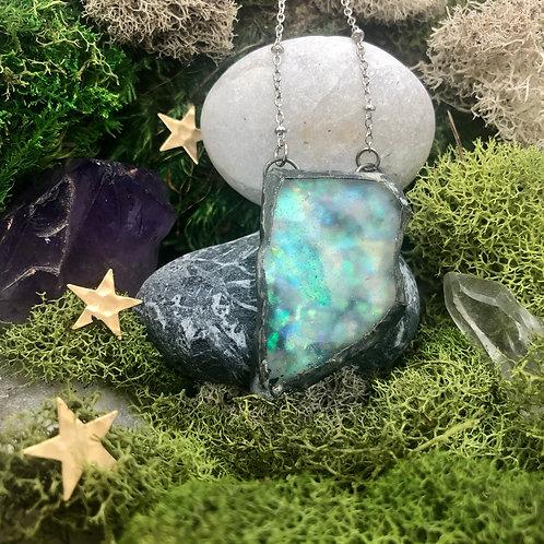 Fairy Glass Pendant