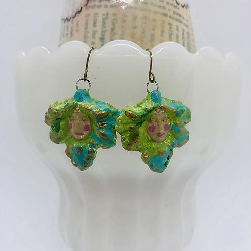 Forest Fairy Earrings