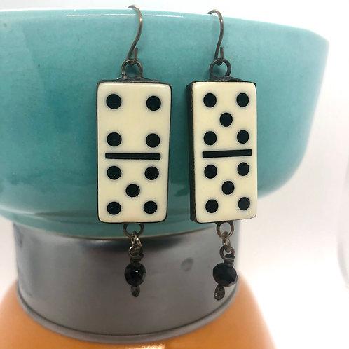 Mini Domino Earrings 4 & 5