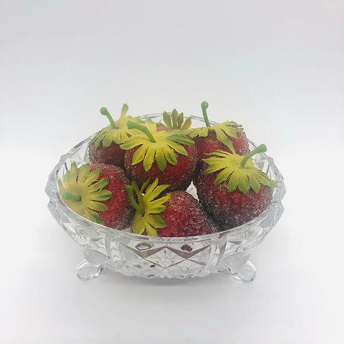 Sugar Berries with Dish