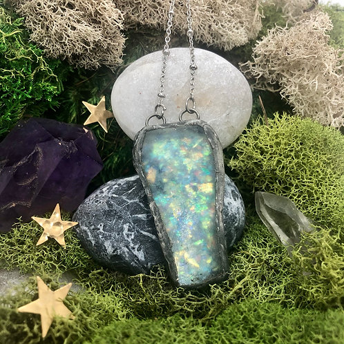 Fairy Glass Pendant