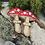 Thumbnail: Woodland Mushroom Earrings