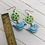 Thumbnail: Lucky Bird Earrings Earrings