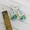 Thumbnail: Blue Birdie Earrings