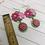 Thumbnail: Pink Daisy Earrings