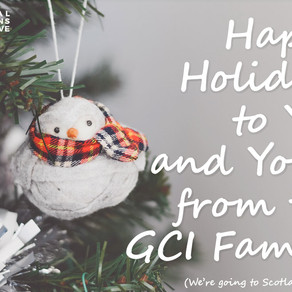 Happy Holidays from GCI!