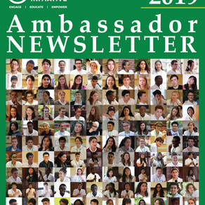 Ambassador Newsletter 2019
