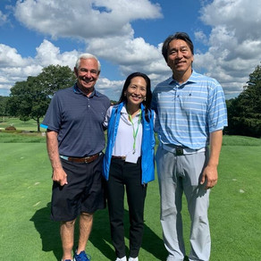 Greenwich, CT Patch Covers Successful Champion A Champion Golf Classic 9/20
