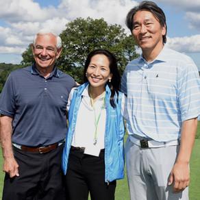 A Successful 2nd Champion A Champion Golf Classic for GCI and Matsui 55!