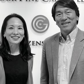 Greenwich Magazine Interviewed Yumi Kuwana and Hideki Matsui for Champion A Champion Golf Classic