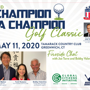 2nd Champion A Champion Golf Classic Press Release