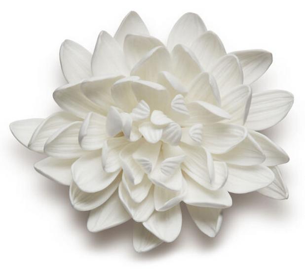 AERIN Porcelain Dahlia Flower