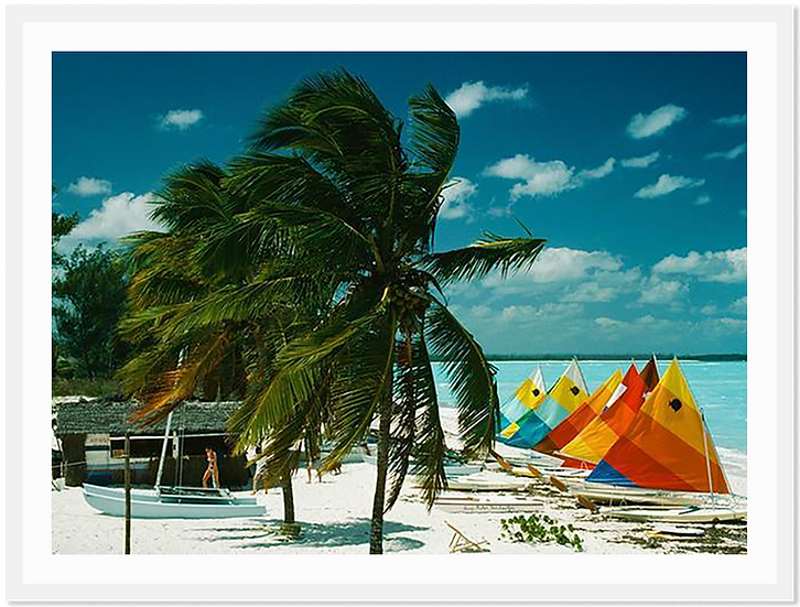 SLIM AARONS Treasure Cay