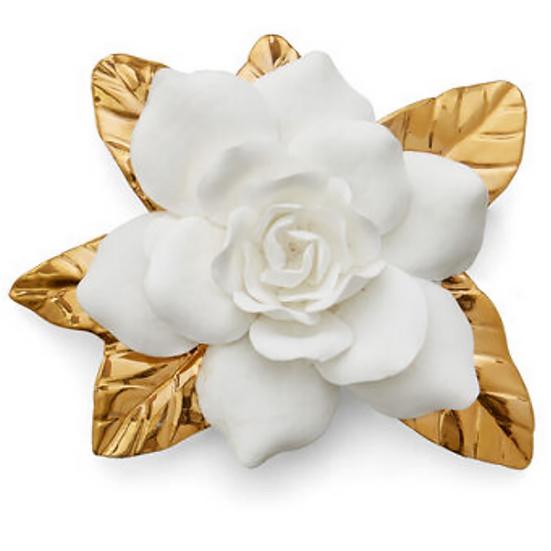 AERIN Porcelain Gilded Gardenia